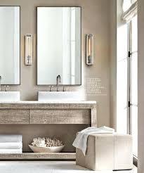 Restoration Hardware Vanity Lights Restoration Hardware Bathroomrestoration Hardware Bathroom Vanity