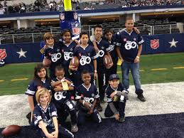 the salvation army dallas cowboys