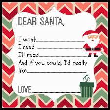 template for santa letter dear santa printable walking on sunshine click the link below to print out a letter dear santa letter