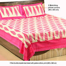 Cheap Cotton Bed Linen - buy jaipuri print 100 cotton 4 double u0026 4 single bed sheets with