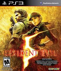 amazon com resident evil 5 gold edition playstation 3 capcom