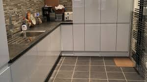 modern german kitchen with corian worktops u0026 british design