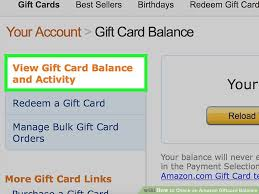 buy e gift cards with checking account how to check an giftcard balance 12 steps with pictures