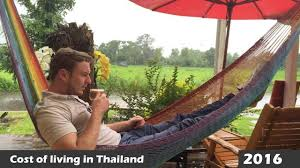 cost of living in chiang mai thailand 2016 youtube