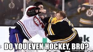Hockey Goalie Memes - do you even hockey bro hockey goalie meme generator