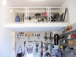 find space for hard store items nuvo garage car garage central toronto attic mezzanine overhead storage for storey
