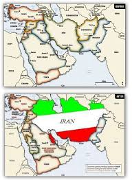 New Middle East Map by Collection Of Maps About Iran U0027s Past And Possible Future Hormozgan96