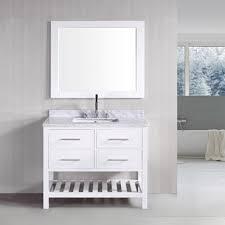 Modern Vanities For Bathrooms Top 7 Best Contemporary Bathroom Vanities Overstock Com