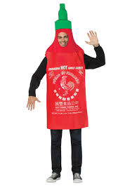 halloween costumes at party city sriracha tunic