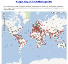 Google Maps Tijuana Unesco World Heritage Sites Map Roundtripticket Me At Utlr Me