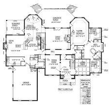 Inspiring Dream Home House Plans  Dream Home Floor Plans House - Dream home design