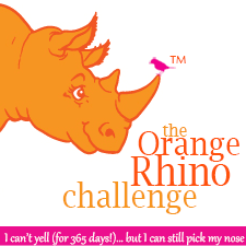 Challenge Official The Orange Rhino Challenge Official Home