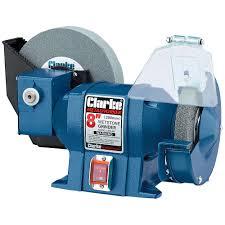 clarke cbg8w whetstone grinder machine mart machine mart