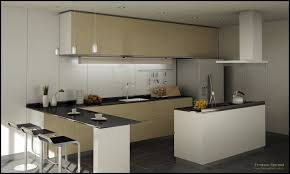 3d kitchen by feg on deviantart