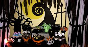 nightmare before christmas party supplies themed party ideas activities by