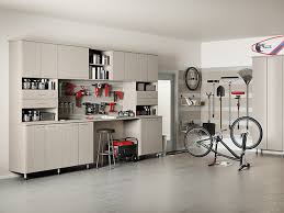 Garage Shelving System by California Closets Westchester Simplify Garage Storage With