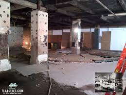 frank lloyd wright designed porsche showroom now gutted flatsixes