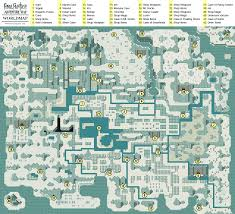 Final Fantasy 7 World Map by Final Fantasy Adventure Maps