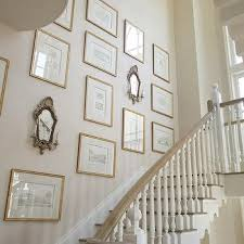 Ideas For Staircase Walls On Staircase Wall Design Ideas