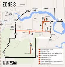 Map Of Nd Project Maps Nddot Williston
