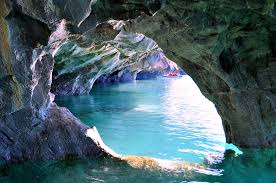marvel at the magnificent marble caves chile these amazing marble