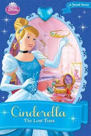 cinderella lost tiara kitty richards