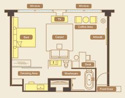 Typical Hotel Room Floor Plan Deluxe Suite Hotel Maya 5 Star Hotel In Kuala Lumpur