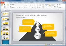 sample timelines creative timeline template for powerpoint