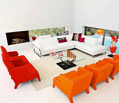 Colorful Chairs For Living Room Decorating Colorful Chairs For Your Luxurious Living Room
