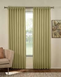 granite front tab window panel curtainworks com