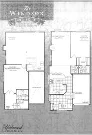 floor plans barclay square