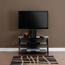 walmart flat screen tv black friday sale hometrends boulevard 3 in 1 flat panel tv stand for tvs up to 42