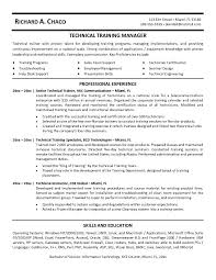 information technology resume sample technical resume samples experience resumes