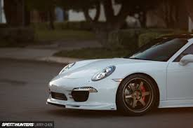 stanced porsche 911 project 991 the full reveal speedhunters