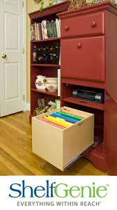 file cabinet with pull out shelf 58 best creative space shelves images on pinterest storage systems