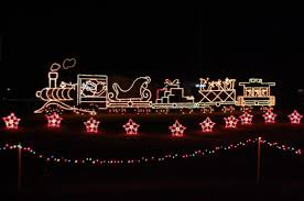 14 best christmas light displays in mississippi 2016