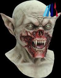 Zombie Mask Mascarello Demon Vampire Zombie Mask Halloween Full Head Latex
