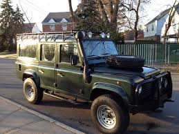 land rover lifted 1998 land rover defender 110 defender source