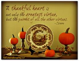 7 days of thanksgiving a thankful an extraordinary day