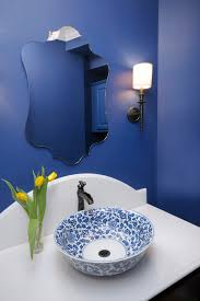 sea glass bathroom ideas marvelous blue optic sea glass l decorating ideas gallery in