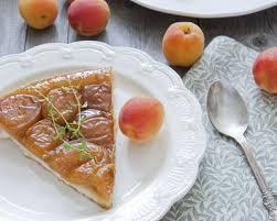 tarte tatin cuisine az recette tarte tatin aux abricots au thermomix facile rapide