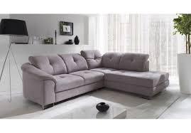 Nobilia Nobilia Fabric Corner Sofa Beds