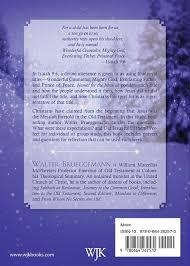 names for the messiah walter brueggemann 9780664262570 amazon