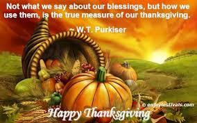 How Do You Say Thanksgiving Day In Happy Thanksgiving Quotes