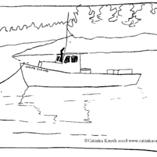 coloring page of catfish kids drawing and coloring pages marisa