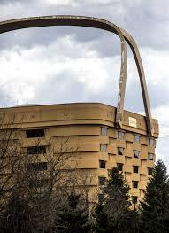 longaberger empties famous ohio basket building wgrz com