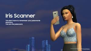 mod the sims phone dreplacement samsung galaxy s8