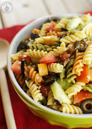 pasta slad easy italian pasta salad