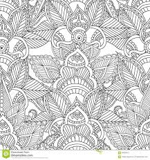 coloring pages henna art abstract art coloring pages free printable throughout printables