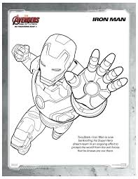 marvel coloring pages printable free printable marvel avengers iron man coloring page printable